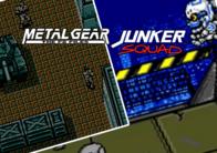 Vídeos de Metal Gear Special y Junker Squad