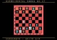 MSXdev'11 - #4 ExChess