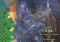 Xak - The Tower of Gazzel - Update de mapa