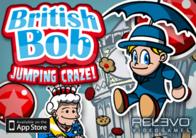 British Bob Jumping Craze! publicado en AppStore.