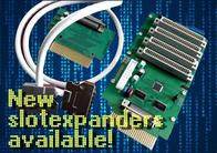 Padial LPE-4EXP slot expanders available