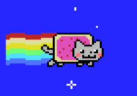 Nyan Cat for MSX