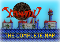 Xanadu map