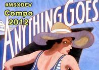 #msxdev compo 2012 - registration reminder