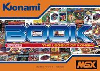 "Konami Book: ""The Legend of Konami"""