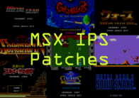 MSX IPS Archive update