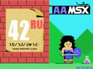 42nd MSXRU - Reminder