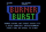 #msxdev compo 2012 #4 - Burner Burst