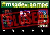 #msxdev compo 2012 cerrada
