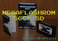 MegaFlashROM SCC+ SD