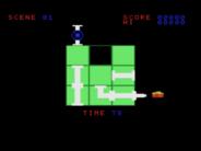 MSX-BASIC compo 2012 #02: Firefighter