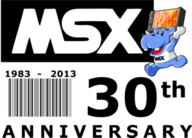 MSX 30th anniversary T-shirts