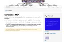 Nueva Generation MSX online