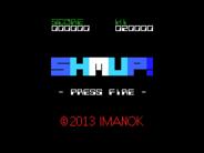 MSXdev'13 その2:「SHMUP!」