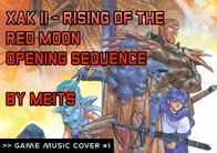 GMC #1 - Xak II - Secuencia de inicio por Meits