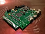 Procyon Arcade Board - dual HDMI MSX cartridge/arcade board