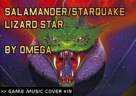 GMC #19 - Salamander/Starquake - Lizard Star de Omega