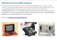 Boletín de Noticias del MRC #03