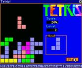 Tetris and 4-in-a -row for SymbOS by Edoz