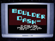 Boulderdash remake by TheMysteryStudios
