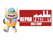 Repro Factory MSX shop announced
