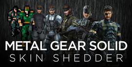 Evolución de Solid Snake durante las últimas décadas