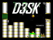 Near Dark lanza D3SK, alias dIIIsk