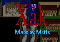 Xak 2 maps by Meits