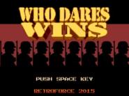 Who Dares Wins - anunciado remake para MSX2