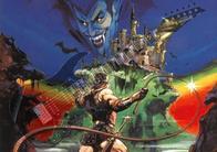 Castlevania goes heavy metal