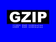 Gunzip for MSX 1.0 released