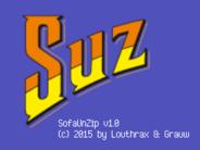 SofaUnZip 1.0 released