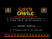 Super Castle demo released, feedback wanted