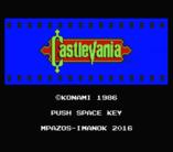 Vampire Killer to Castlevania MSX2 patch