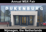 MSX Fair Nijmegen 2017 announced
