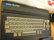MPC-EX256 - un cartucho emulador de Sega SC-3000