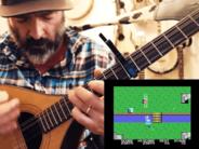 Música de Knightmare con banjo