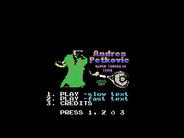 MSXdev'17 #6 - Andrea Petkovic Torneo de Tenis