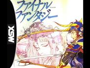 Extraídos los ficheros de la banda sonora de Final Fantasy (MSX2)