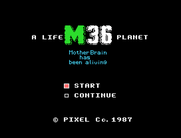 A Life M36 Planet - English Translation