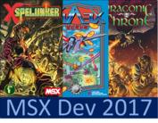 Disponible ediciones físicas de XSpelunker, Zevimodoki y Draconic Throne