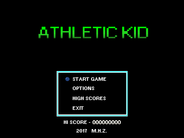 Athletic Kid - remake de Athletic Land para PC