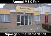 Abierto registro para la MSX Fair Nijmegen 2018