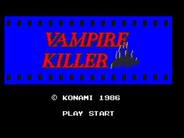 Vampire Killer SCC