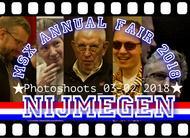 Photoshoots for Nijmegen 2018