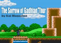 "RPG ""The Sorrow of Gadhlan' Thur"" from Kai Magazine"