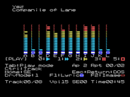 MSX sound performance system Player 1.2 by Mstz80ax
