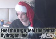 Hydragon MSX stream