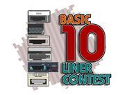 Ten liner contest 2019