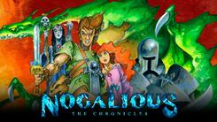 Nogalious by LUEGOLU3GO Studios released